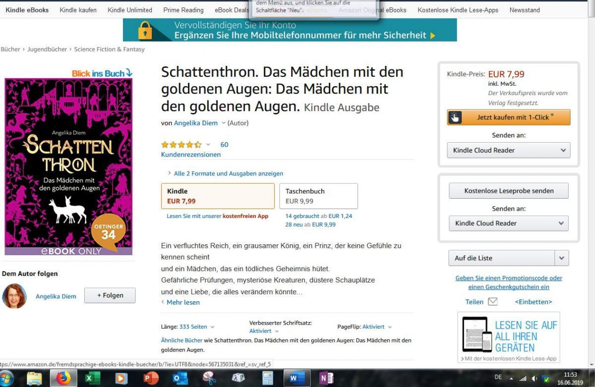 Amazon Ebooks Verschenken